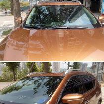 杭州实体店龙膜 汽车贴膜 车玻璃膜隔热膜太阳汽车窗膜防爆全车膜
