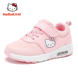 Hello Kitty girl shoes Hello Kitty girl skates Hello Cat girl skates fall new breathable comfortable children's casual shoes tide