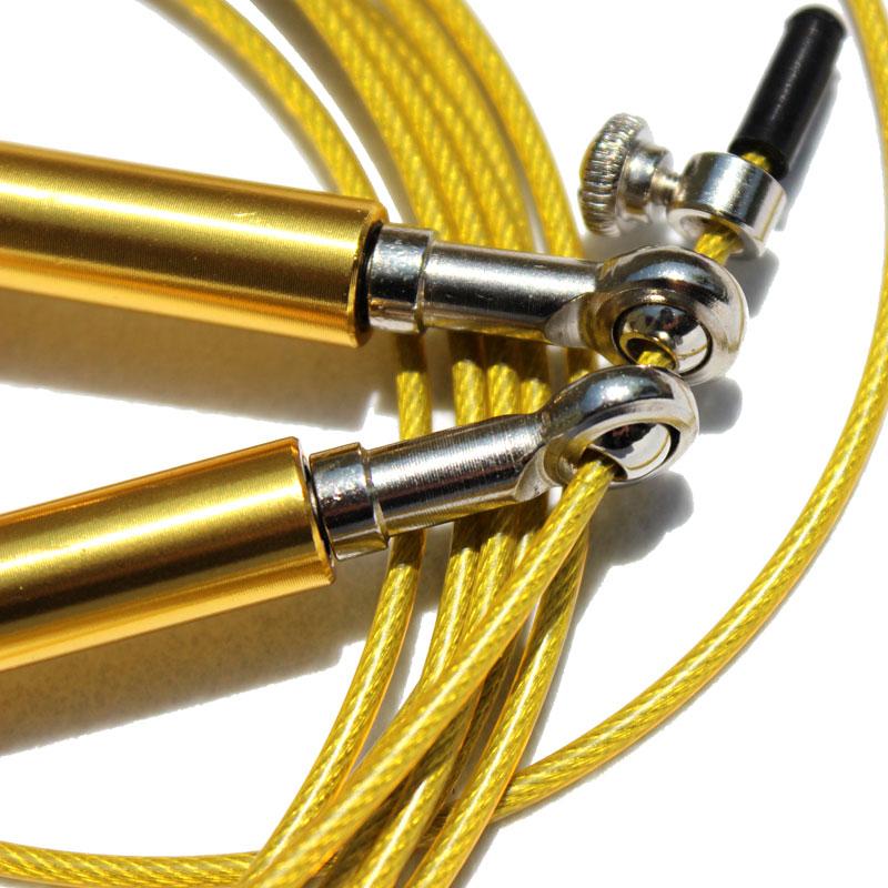 竞速中考专用跳绳男成人减肥健身跳神女学生训练钢丝跳绳运动绳子