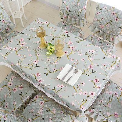 西餐桌台布蕾丝