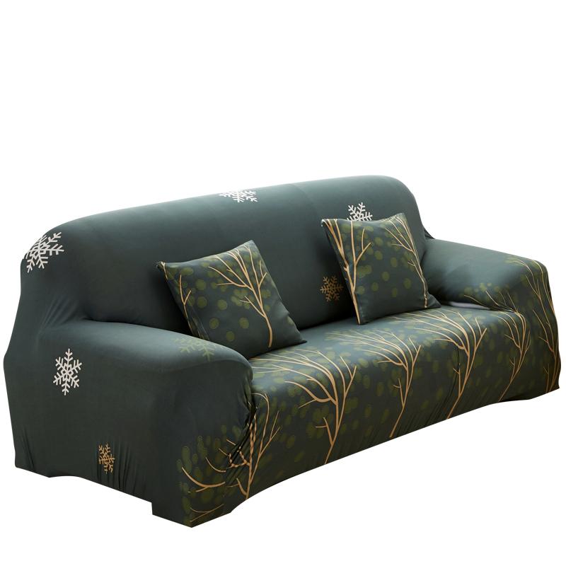 全包沙发套沙发罩全盖万能皮沙发垫子布艺简约现代弹力欧式沙发巾