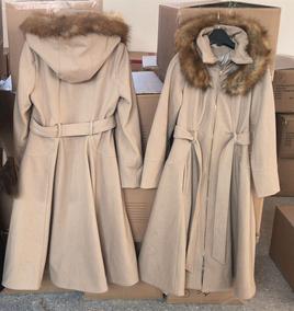 出口米国毁单新品速抢仿毛领连帽修身毛呢大衣女款外套特价女风衣