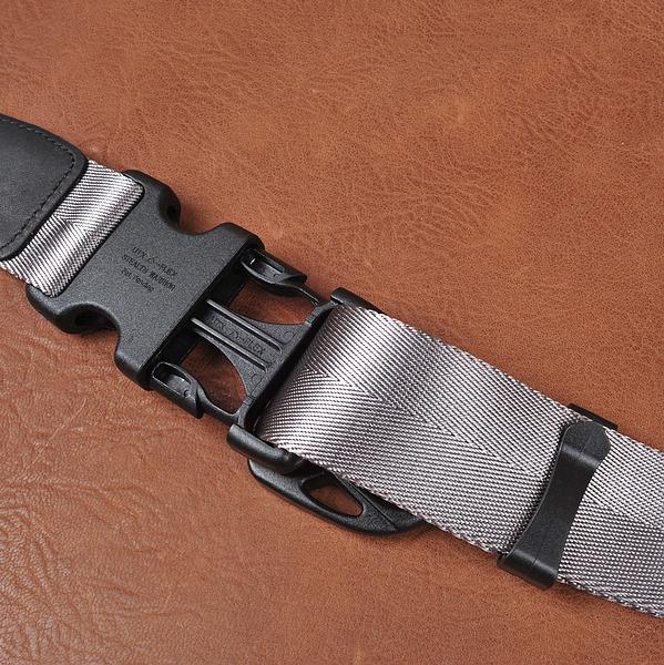 cam-in 忍者尼龙款相机背带 摄影背带肩带 斜跨 减压 可调节 单反