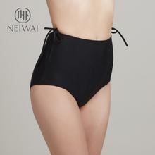 运动性感温泉复古简约泳衣显瘦女士泳装 NEIWAI内外 高腰泳裤
