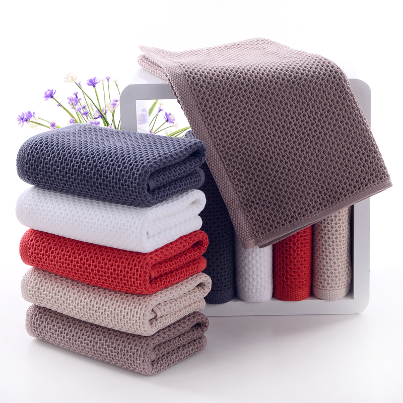 Cotton towel baby adult men and women atmosphere soft water beauty salon cotton wash towel