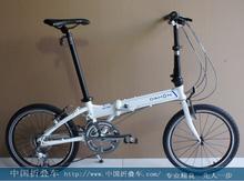 ㊣原裝正品美國大行KAA083 AAA083成人超輕便攜鋁合金折疊自行車