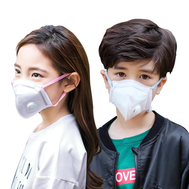 KK树防雾霾PM2.5男女童口罩儿童专用婴幼儿透气宝宝口罩秋冬