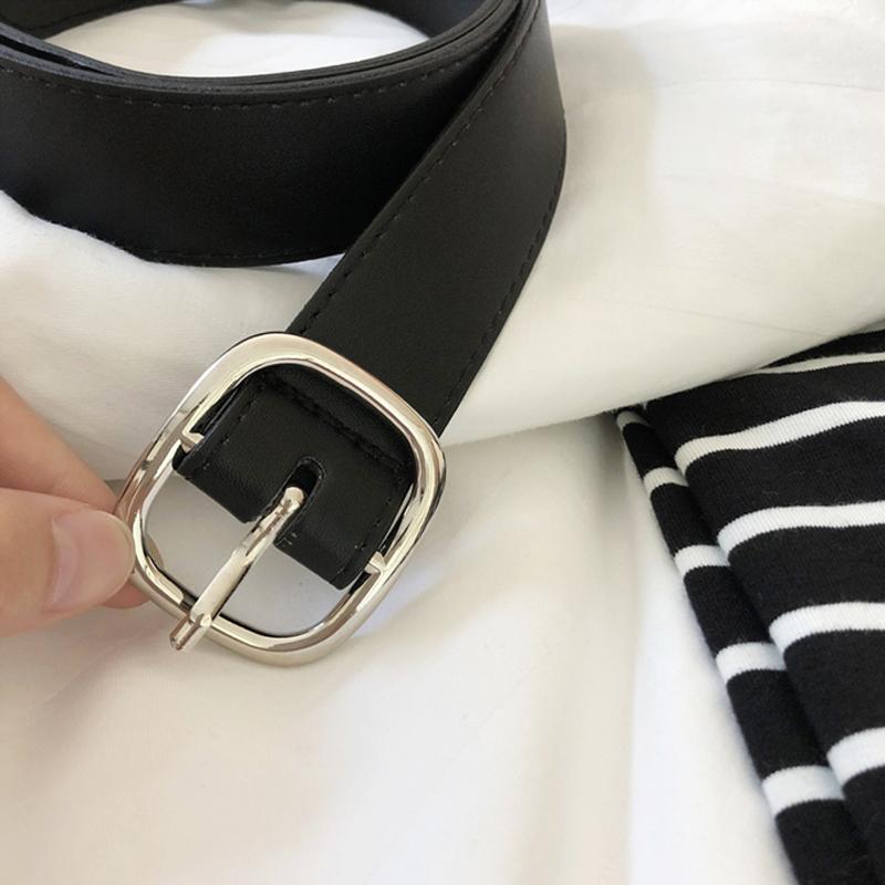 新款黑色腰带