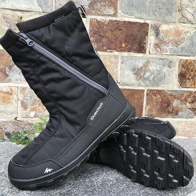 迪卡侬雪地靴