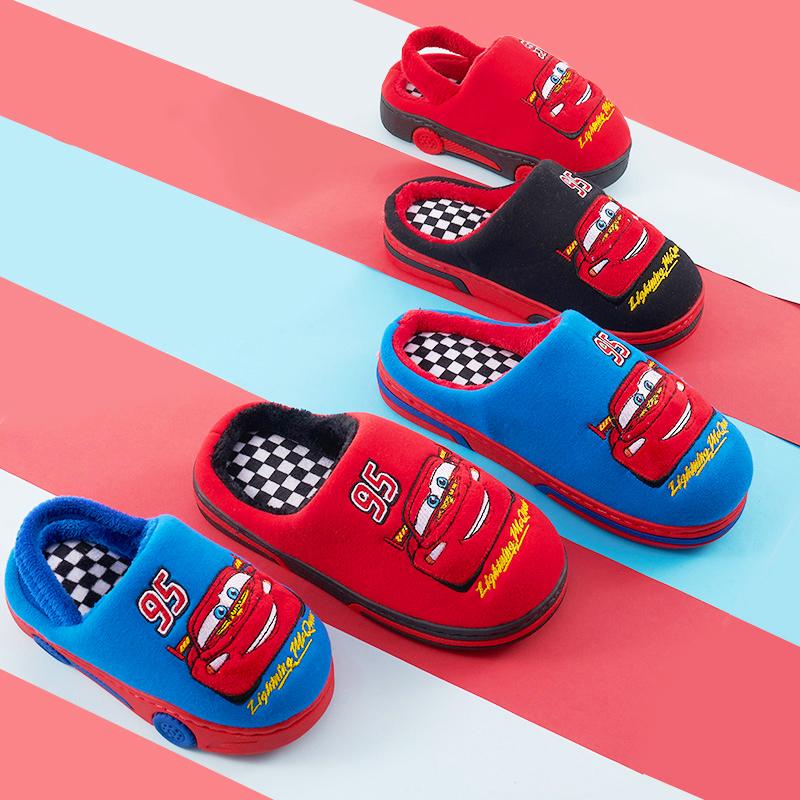 迪士尼冬季拖鞋