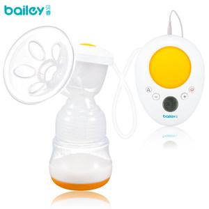 贝睿电动吸奶器 静音电动挤奶器非手动吸力大 小夜灯 自动吸乳器