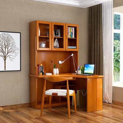 卧室书桌书柜价格