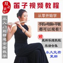 儿童大人乐器学生笛子初学扎线笛横笛竹笛初学专用紫竹笛教材
