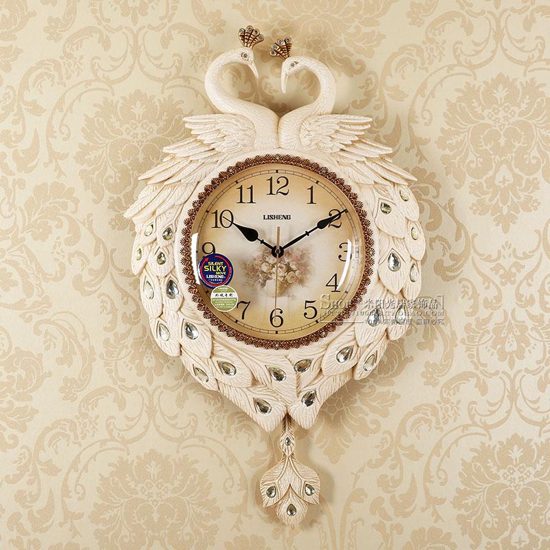 丽盛欧式挂钟客厅时钟