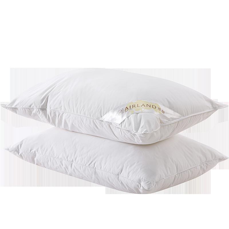 雅兰抗菌防螨枕头
