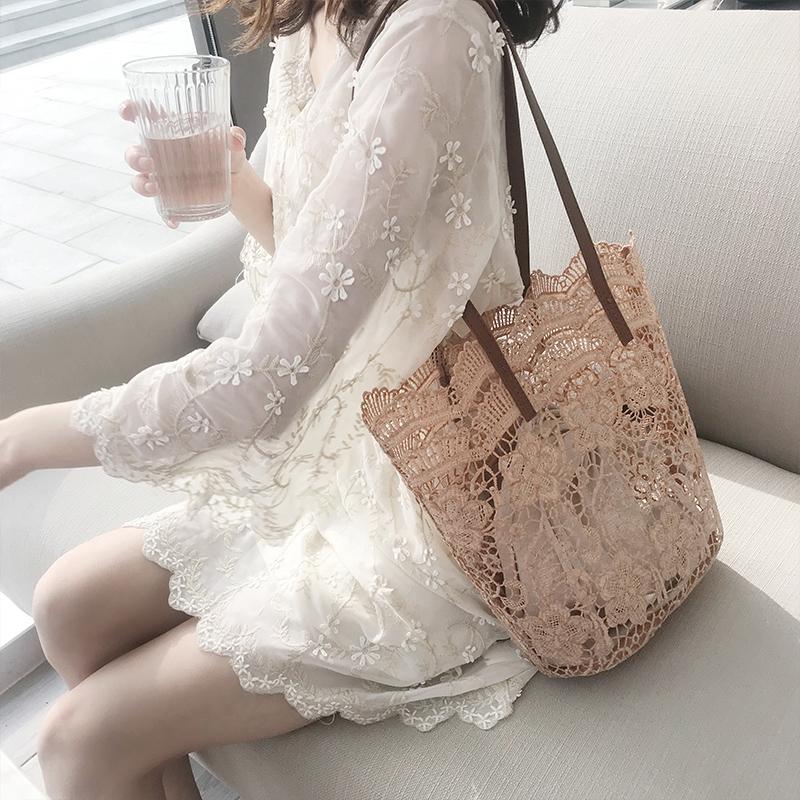 金丝线连衣裙