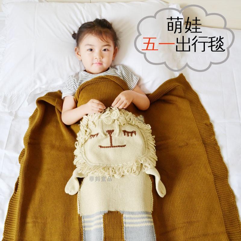 手工儿童毯