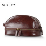 VOYJOY men's travel wash bag large capacity storage bag business travel travel bag retro retro style