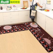 地垫进门门厅门垫厨房地毯脚垫浴室防滑垫长条吸水家用垫子卫浴垫