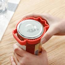 日本拧盖器多功能开罐器厨房开瓶器开盖器开罐头创意起罐器小工具
