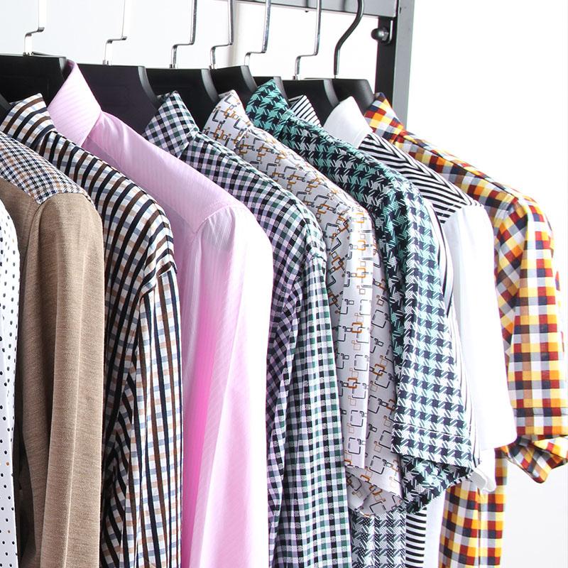 海依柜剪标 舒适短袖衬衫多色多样短袖衬衫合集