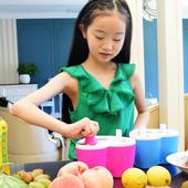 冰之语冰棒机3孔冰激凌机家用自动儿童雪糕机水果机冰淇淋冰棍机