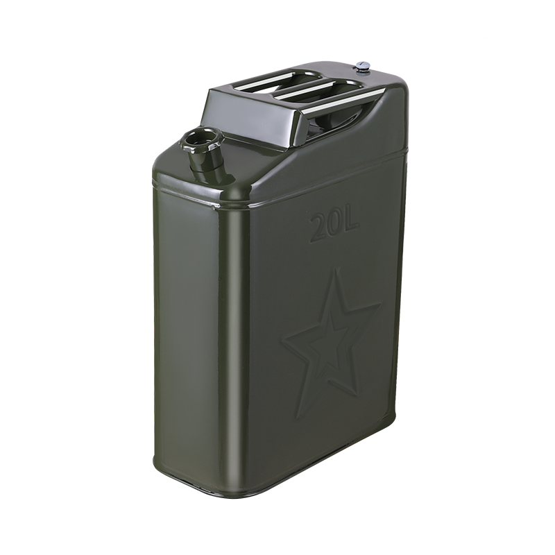油桶 汽油桶30升20升防爆加厚加柴油壶军工油箱铁桶中石油50升