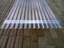 防雨遮雨棚防腐遮阳棚防晒户外建材商塑料家用透明采光瓦阳光板