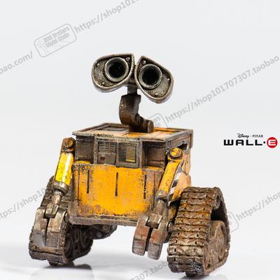 D&M Wall.E 正版彩卡盒装瓦力机器人6CM 代工改造涂装喷漆成品是什么牌子