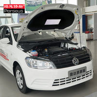 New Santana Bora LaVida Jetta polo Wei collar engine hood insulation cotton sound insulation cotton car modification
