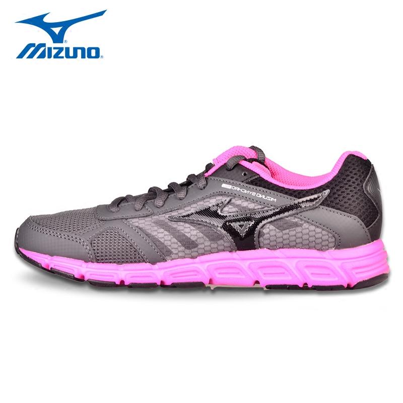 Mizuno美津浓SYNCHRO SL(W)女款慢跑鞋减震缓震跑步鞋 耐磨路跑鞋