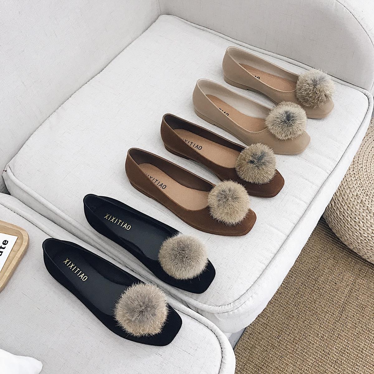 女士秋冬季鞋