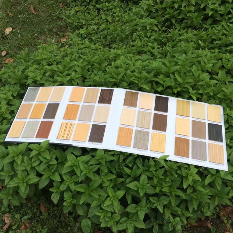 饰面板免漆木饰面护墙板仿科定科技木皮天然木皮装饰板贴面板KD板