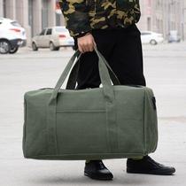 春季大容量韩版短途行李包女旅行包女手提轻便简约旅行袋行李袋