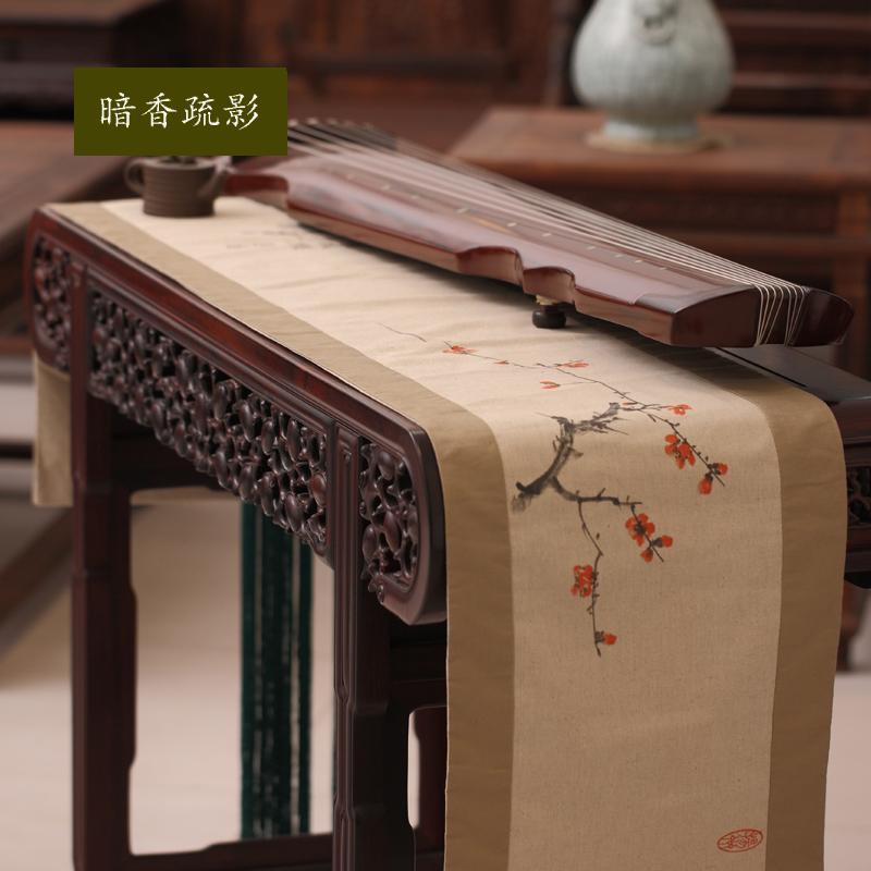 Китайский струнный инструмент Гуцинь Артикул 568021035005