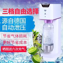 气泡机 碳酸饮料汽水吧台奶茶店 商用气泡水机 自制苏打水机家用