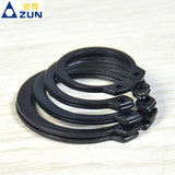 Shaft retaining ring C-type snap spring elastic snap ring outer card bearing snap 6 7 8 9 10 11 12 65 suit