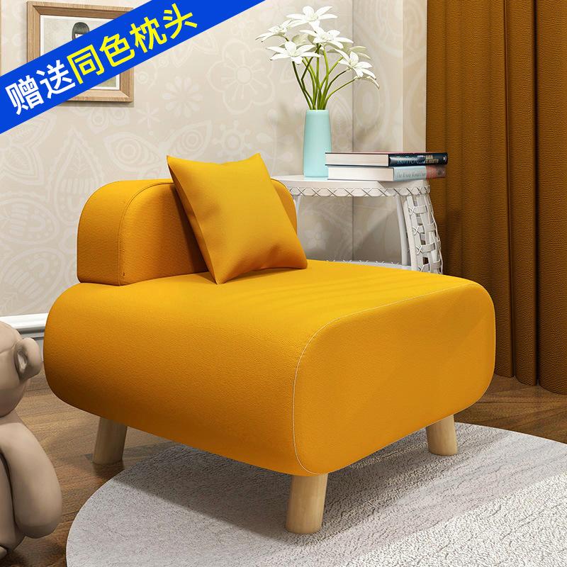 客厅懒人沙发免安装沙发椅创意单人小沙发卧室靠背榻榻米