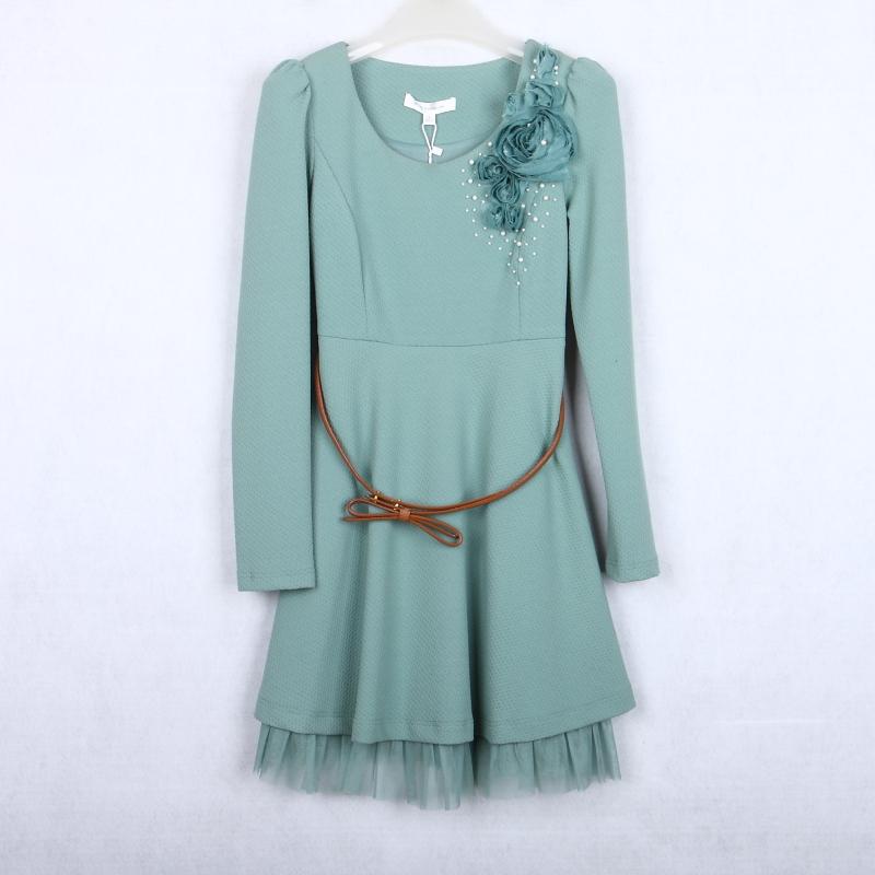 帛逸连衣裙