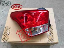 北京现代17款全新瑞纳后尾灯后组合灯刹车灯倒车灯假一赔三原厂