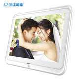 Le Shi Li Ya 10 inch WeChat photos HD digital photo album home digital photo frame set the player