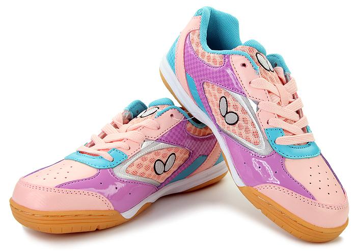 蝴蝶BUTTERFLY儿童青少年乒乓球鞋运动鞋防滑耐磨透气PPQX正包邮