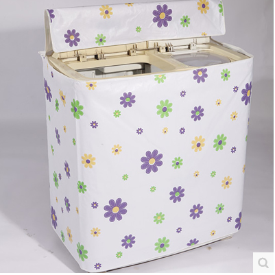 小天鹅双缸洗衣机罩