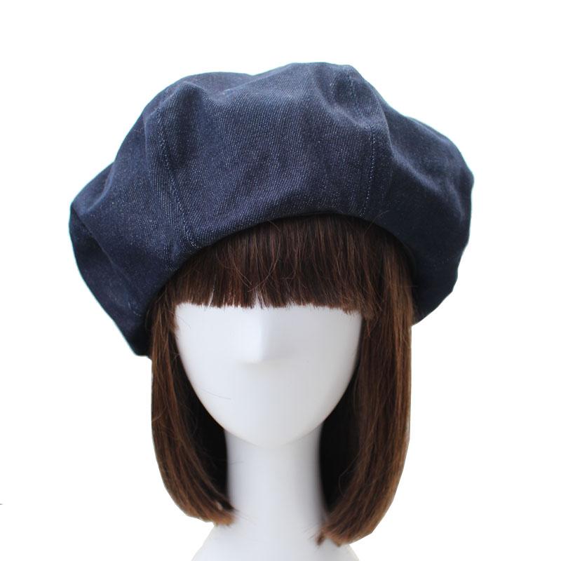 女生牛仔帽