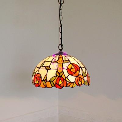 欧式铁艺吊灯复古客厅灯田园餐厅卧室创意美式帝凡尼灯具
