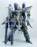 Msz-010 ZZ GUNDAM GUNDAM DIY paper model free of marking and cutting