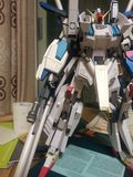 K paper soul reassembly ZZ GUNDAM as high as paper model DIY without scribe and cutting