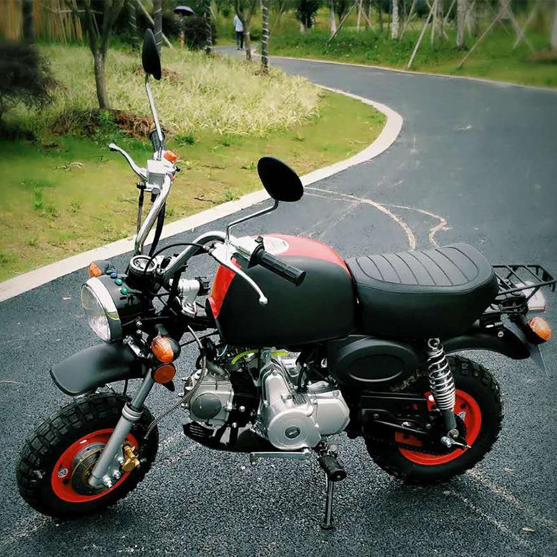 越野小高赛摩托