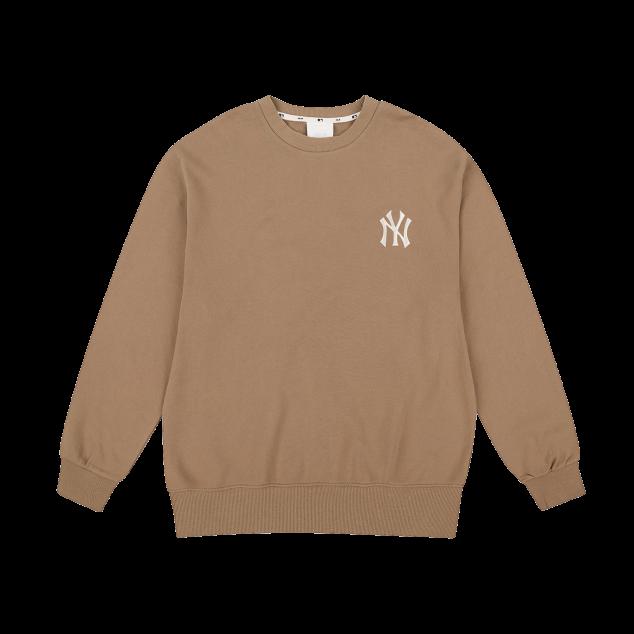 韩国直发专柜代购MLB19秋NY字母印花情侣休闲卫衣190911-5