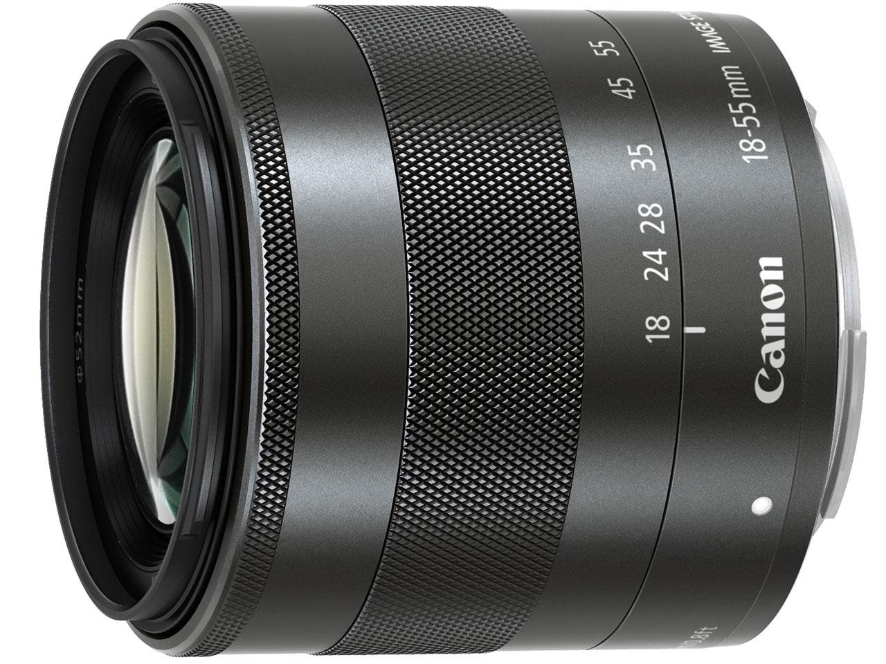 日本代购Canon/佳能 EF-M18-55mm F3.5-5.6 IS STM